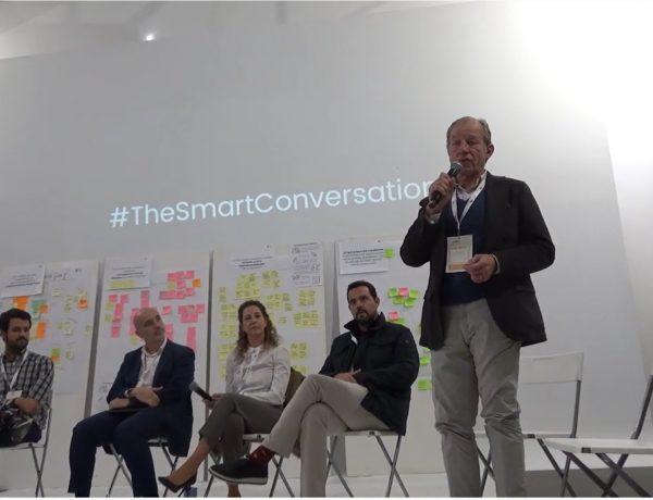 #thesmartconversation, tiendas , nuevos espacios , experiencias ,audiencia , Retail Design Conference, programapublicidad
