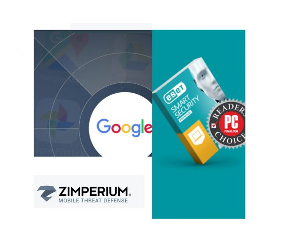 zimperium, google, mobile defense, threat, programapublicidad