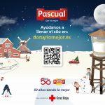 Pascual lanza esta Navidad la campaña solidaria #DonarLoMejor