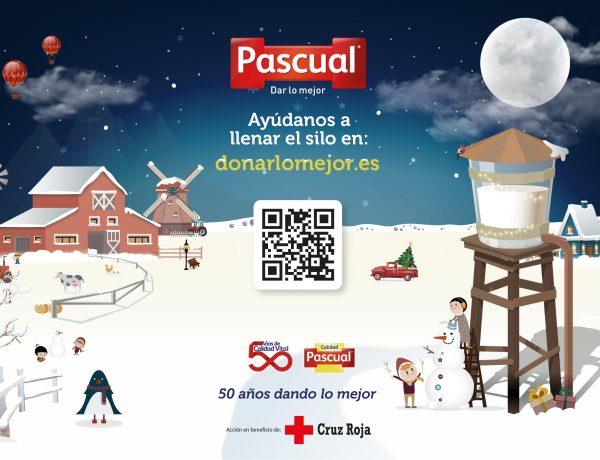 Navidad,Pascual , campaña ,solidaria, #DonarLoMejor, programapublicidad