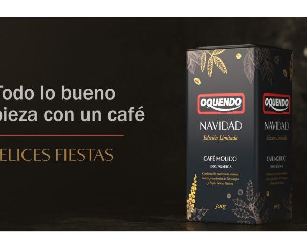 Cafés Oquendo ,confía ,AUPA, cope, herrera, programapublicidad