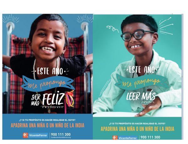 Campaña Navidad,Fundación Vicente Ferrer,TiempoBBDO, programapublicidad
