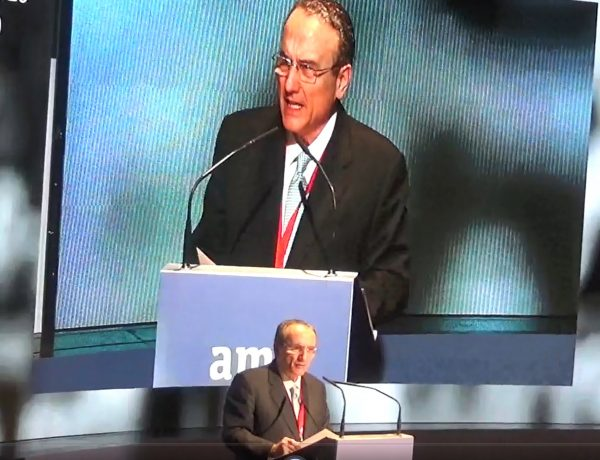 Claves 2020, Javier Moll, presidente , AMI , Grupo Prensa Iberica, programapublicidad