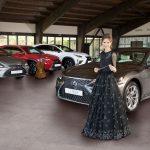 Inma Shara  renueva como embajadora de Lexus.