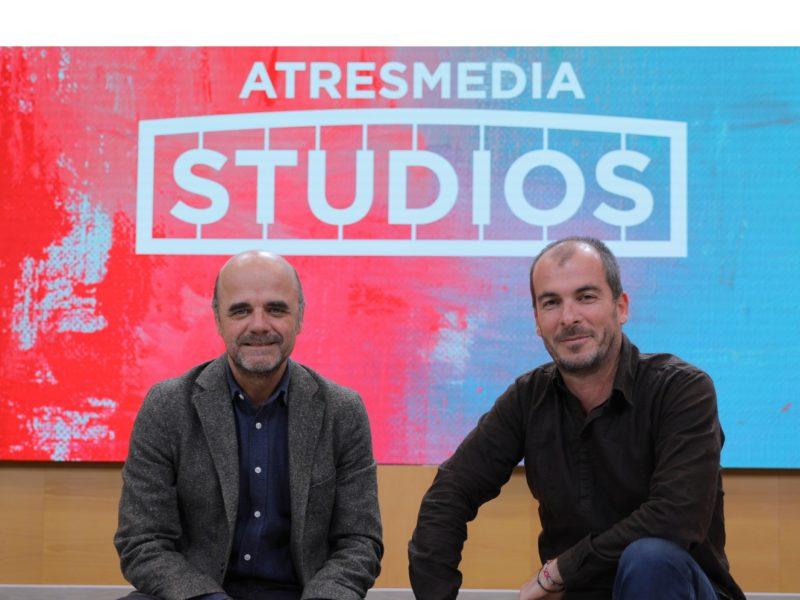 Ignacio Corrales, Jaime Lopez Amor, Atresmedia, Studios , programapublicidad