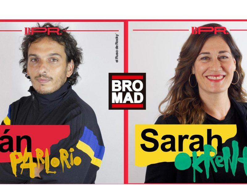Iván Parlorio, PR Director , El Ruso de Rocky, Sarah Okrent, Head of Communications , Lola MullenLowe, Brother PR, programapublicidad