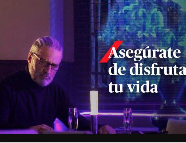 Leo Burnett , AXA. , aseguradora , nueva campaña , publicidad , gente , asegurate ,de disfrutar la vida , programapublicidad