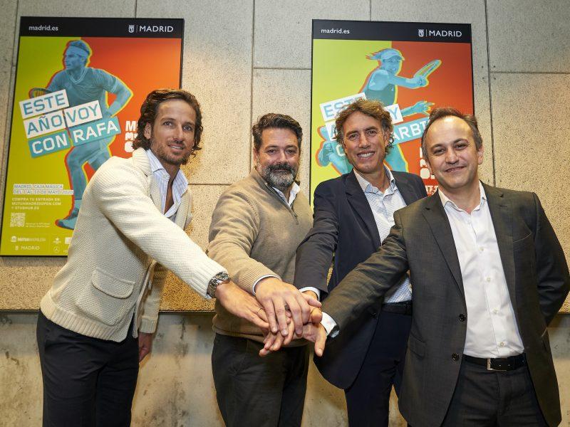 Mutua Madrid Open ,desvela , imagen , 2020 , anuncia , gran alianza , StubHub, programapublicidad