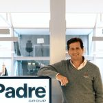 Axel Ginhson nuevo Global Business Director de Padre Group.