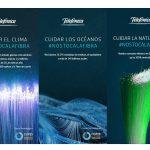 Publicis desarrolla la campaña de Telefónica para el COP25.