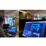 RTVE retransmite en 5G, multicámara y realización cloud en Parlamento Europeo.