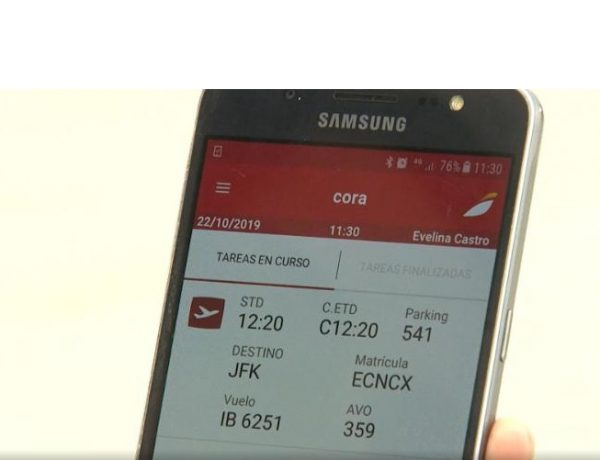 Samsung, App-Iberia, programapublicidad