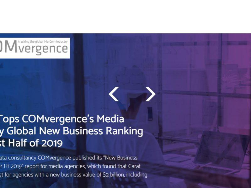 carat, comvergence, 2019, programapublicidad