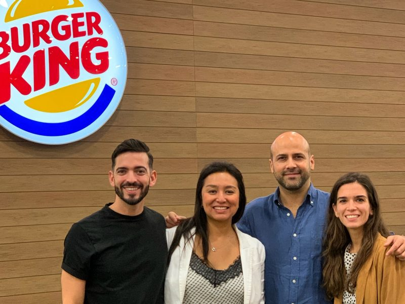 cassis, david, burger King, programapublicidad