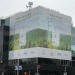 Publicis Groupe viste su edificio de verde con Iberdrola en COP25.