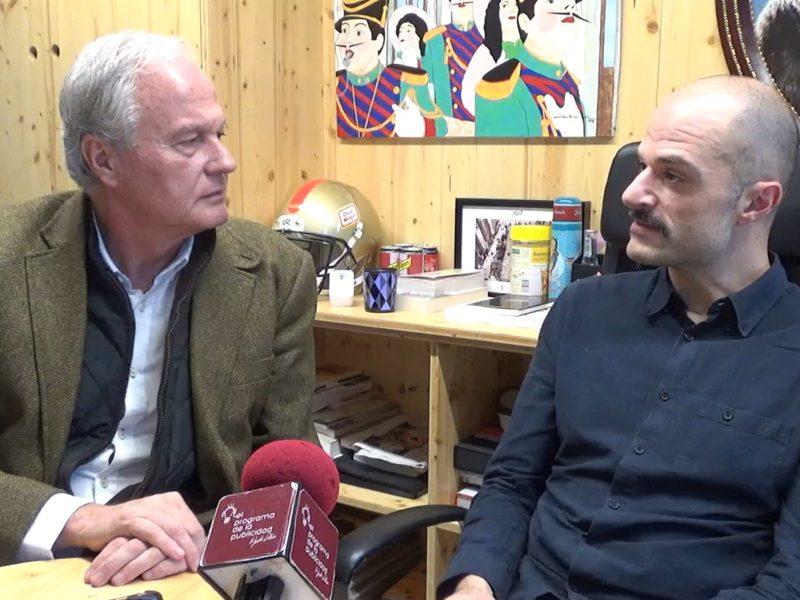 entrevista , Ferran Lopez, Mccann, jesus diaz, bis, grande, programapublicidad