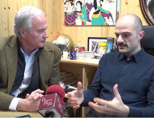 entrevista , Ferran Lopez, Mccann, jesus diaz, grande, programapublicidad