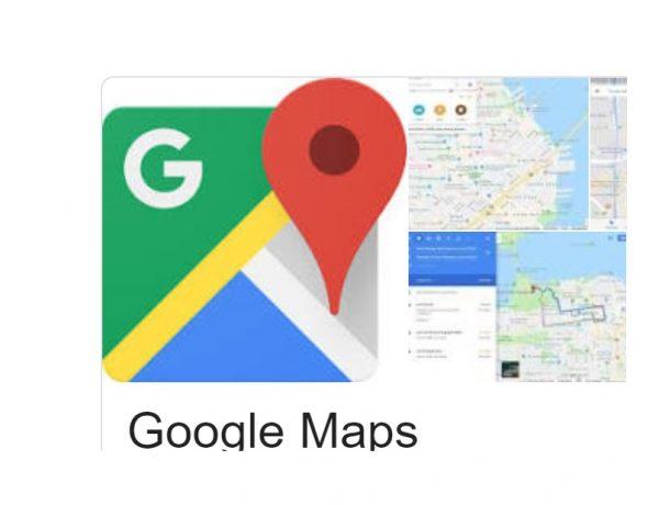 google maps,ios, android, programapublicidad