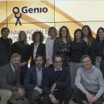 Innovación en Entretenimiento, eje XIII edición PremiosGenio en Valencia.
