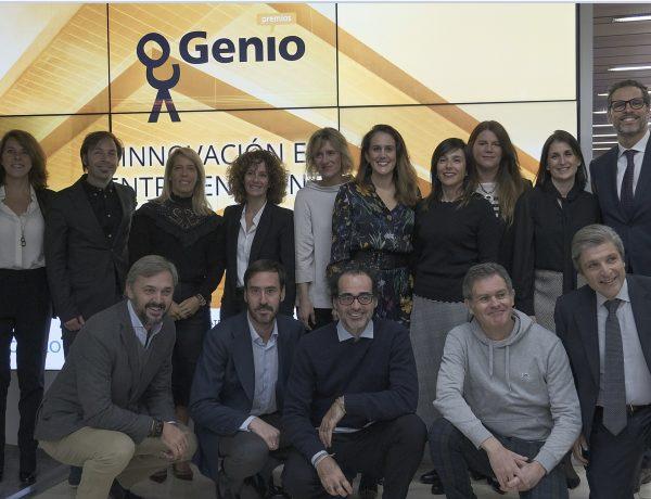 jurados, Premios Genio, cmvocento, gerardo, Mariñas, Rafa Mrtinez, Kika samblas, begoña de la sota, programapublicidad
