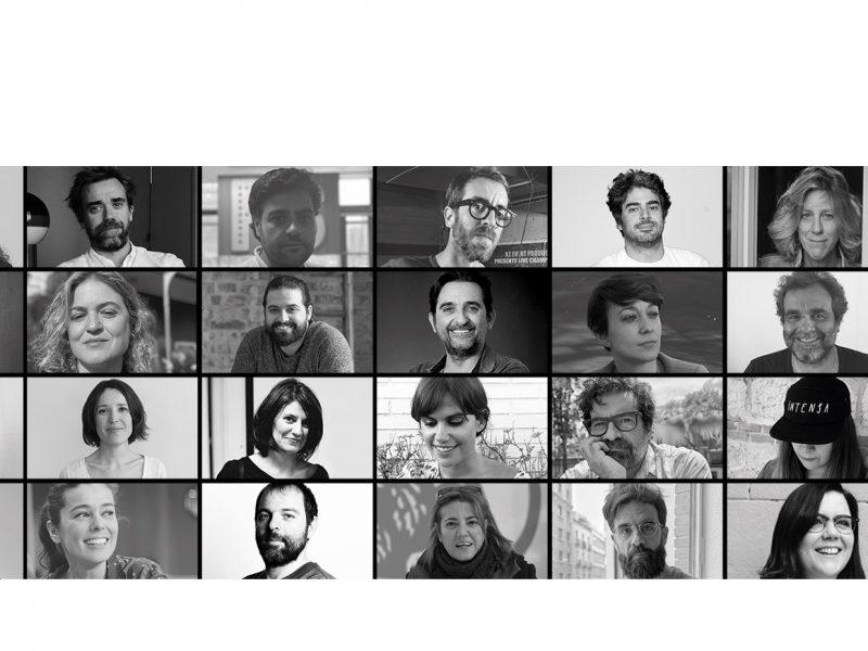 28 profesionales,Jurado ,Premios Nacionales ,Creatividad, cdec, 2020