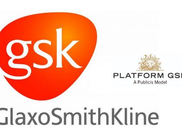 logo GSK, publicis, platform GSK, programapublicidad