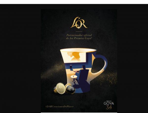 Lor, patrocinador, Premios Goya, programapublicidad