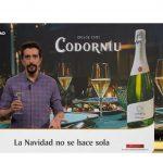 Codorníu brinda por la Navidad y 2020 en El Hormiguero, con Starcom