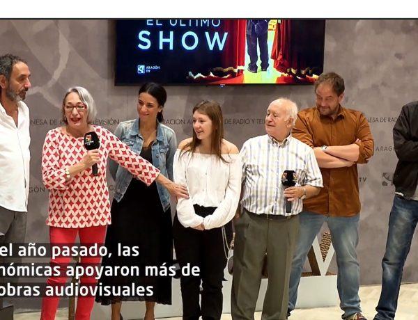 presentacion, FORTA, reparto, actores, guiones, último Show, autonómicas, serie , ficción , director, Álex Rodrigo, programapublicidad