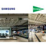 El Corte Inglés y Samsung abren tienda de experiencias tecnológicas en Valencia