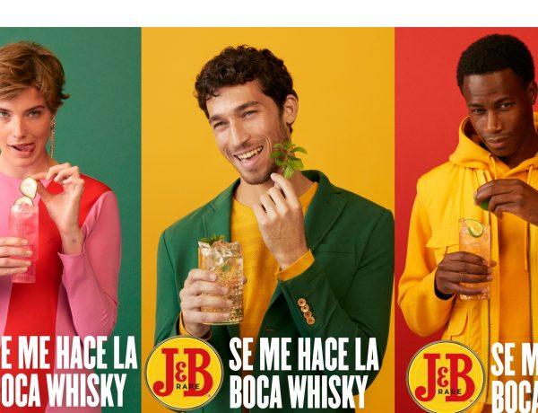 #semehacelabocawhisky, J&B, grande, programapublicidad