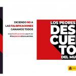 Mediasapiens dice NO a las falsificaciones con #lospeoresdescuentos