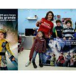 #somospowerrangers, campaña solidaria de HASBRO para niños hospitalizados