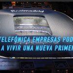 #midebutenelbernabeu. Campaña de Publicis para Telefonica empresas