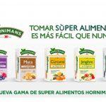 Buzz lanza los 'Súper Alimentos' de Hornimans .