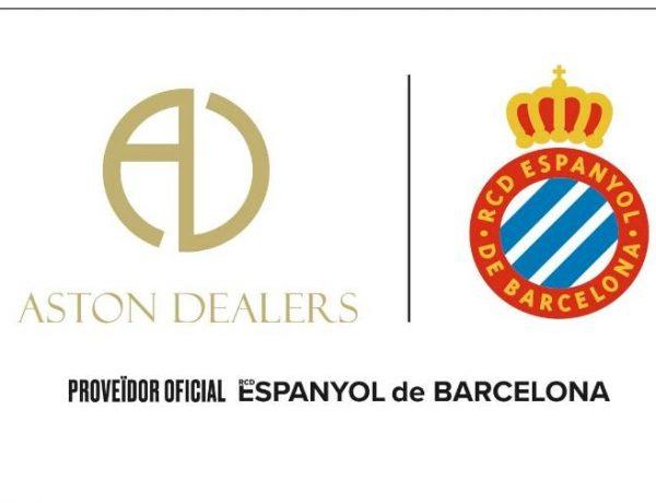 Aston Dealers, patrocinador , RCD Espanyol, programapublicidad