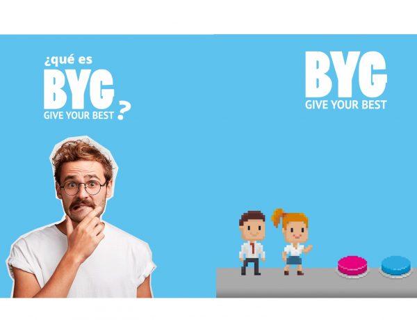 Byg, give your best, Mi Querido Watson , Fundación Endesa , Fundación Lo Que De Verdad Importa. programapublicidad