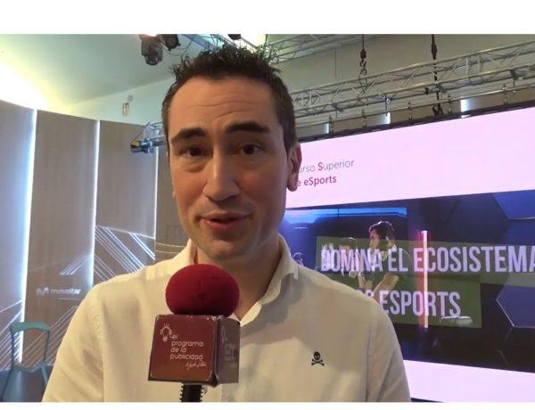 Carlos García-Acevedo, CEO , Movistar Riders, programapublicidad