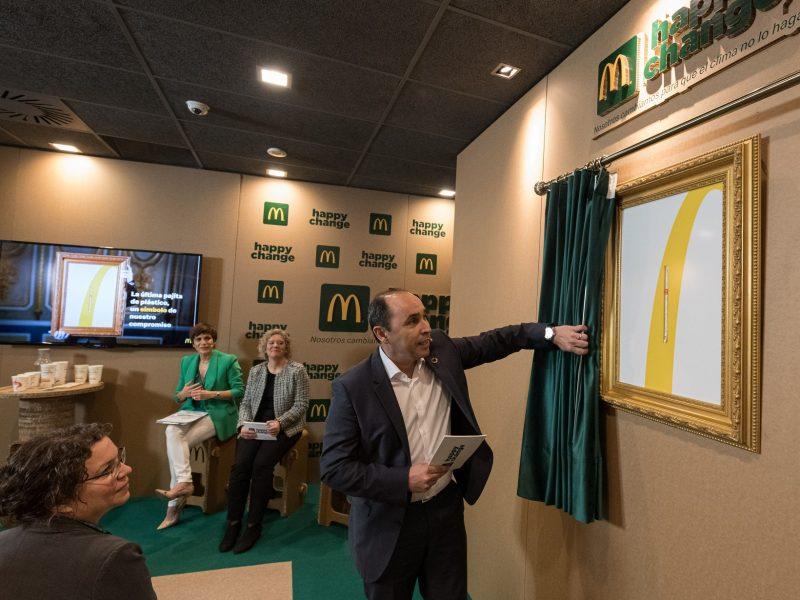 Director General , McDonalds España, John Alves, programapublicidad,