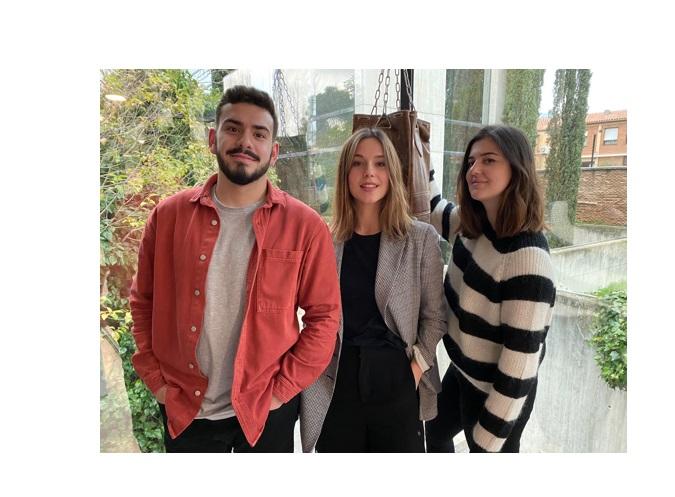 El Ruso de Rocky , Mikel Fernández, Verónica Ratero , Lucía Moreno, programapublicidad