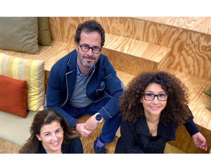 Enric Jové, CEO , McCann Worldgroup Barcelona, Carla Tortosa, Directora General , McCann Barcelona, Iolanda Catalá, programapublicidad