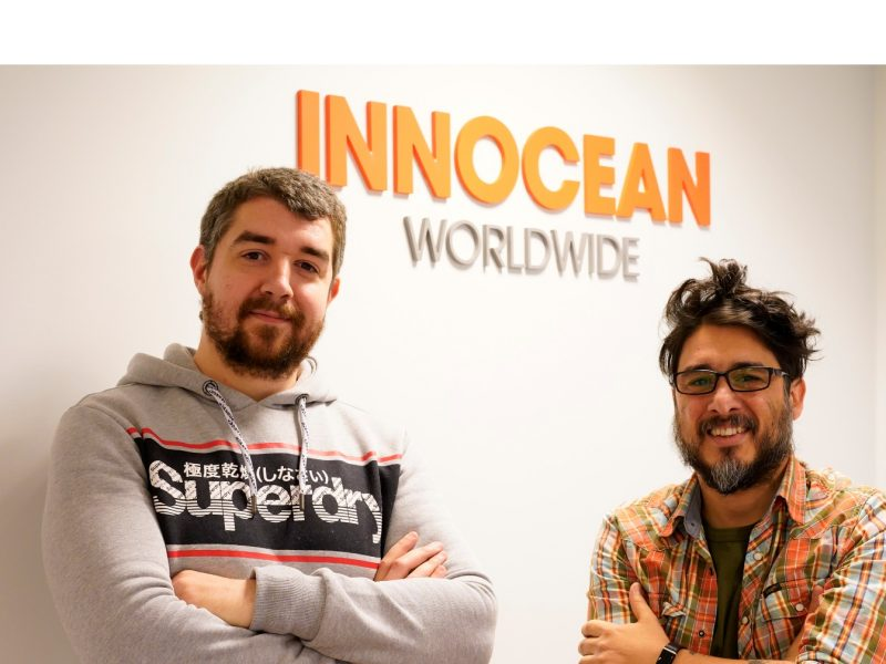 Gabriel Raimondo , Mauro Mouriño, Dupla Creativa, Innocean Worldwide Spain, programapublicidad