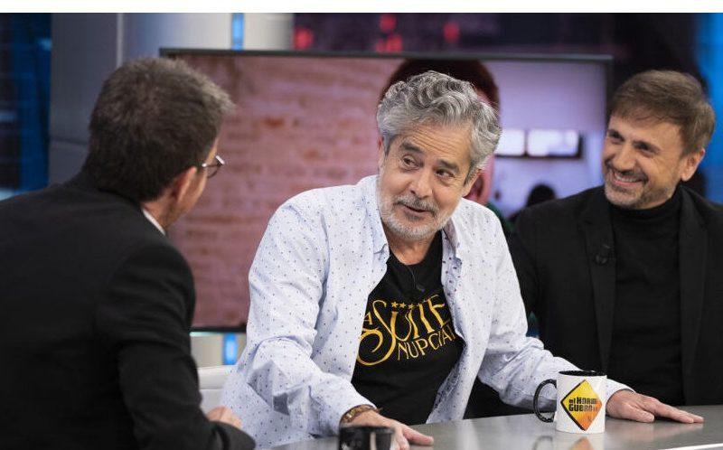 JOSE MOTA , CARLOS IGLESIAS , EL HORMIGUERO,, Antena3, 9 enero, 2020, programapublicidad