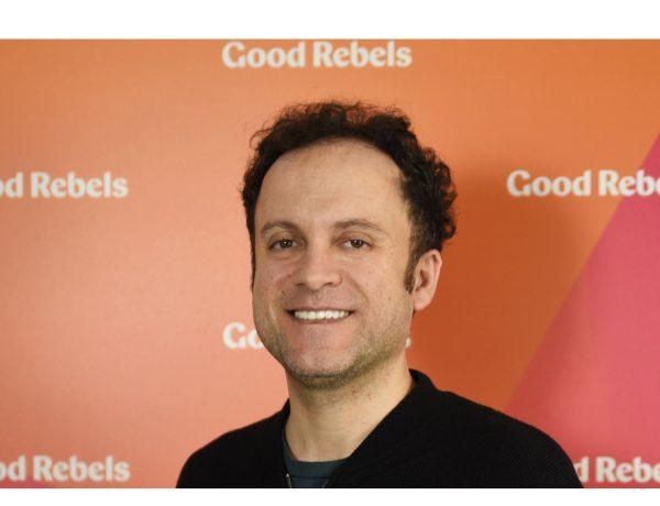 Juan Fran Vaquero , Director Creativo Ejecutivo , Good Rebels,