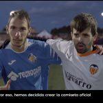 """LaLiga Genuine Santander presenta """"La Camiseta de Todos""""."""