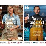 """Ogilvy Barcelona crea campaña """"No me toques los huevos""""."""