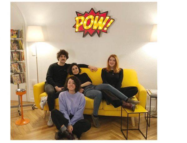 PINGÜINO TORREBLANCA, Kike Garrán, Noelia Moreno , Sonia González, programapublicidad