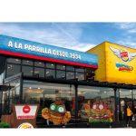 Burger King España recrea el mundo de los SuperZings en uno de sus restaurantes.