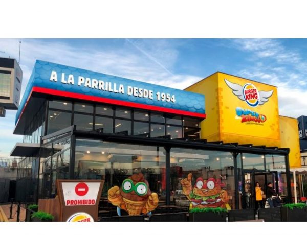 Restaurante , SuperZings , Mega , Burger King, programapublicidad