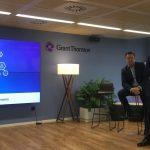 Grant Thornton presenta Citizenlab primer proyecto de mejora de servicios públicos de Big Data, en Madrid.